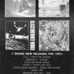 Blonde Vinyl Ad from ACM Journal #6