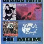 Blonde Vinyl Ad - Hi Mom
