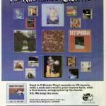Blonde Vinyl Ad from ACM Journal
