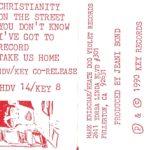 The Lifesavors - 3-14-81 (live) (tape inside)