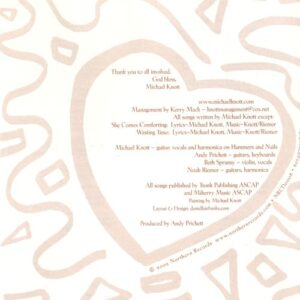 Michael Knott - Hearts of Care cover 3