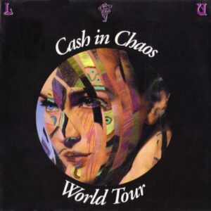 LSU Cash in Chaos - World Tour (CD cover 1)