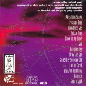 Michael Knott - Screaming Brittle Siren cover 2