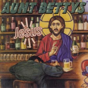 Aunt Bettys - Jesus (single) - Cover 1