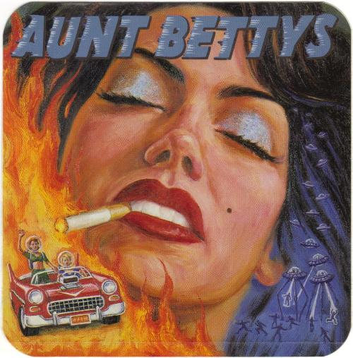 Aunt Bettys Promo Sticker (front)