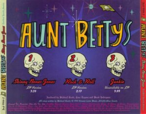 Aunt Bettys - Skinny Bones Jones - Tray