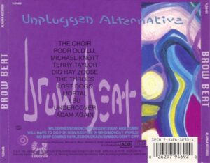 Brow Beat: Unplugged Alternative - tray