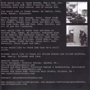 L.S.Underground - PTSD cover 4