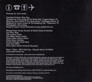 Michael Knott - Life of David cover 4