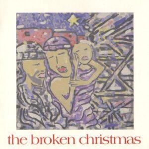 Broken Christmas - Cover 1
