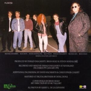 Brian Healy / D.A.S. - Devils, Angels, & Saints - Cover 3