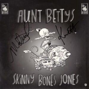 Aunt Bettys - Skinny Bones Jones (vinyl single) - Cover 1