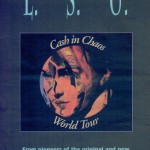 Siren Records Ad for LSU Cash in Chaos