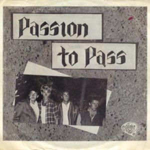 Passion to Pass - Dirty Tricks front cover