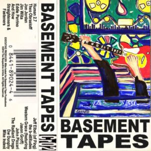 Basement Tapes cover