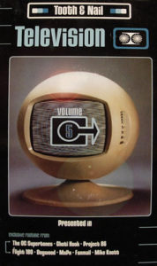 Tooth & Nail Television Volume 5 cover