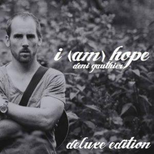 Deni Gauthier - i (am) hope - cover