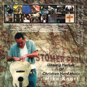 HM Magazine Sampler July/August 2000 cover