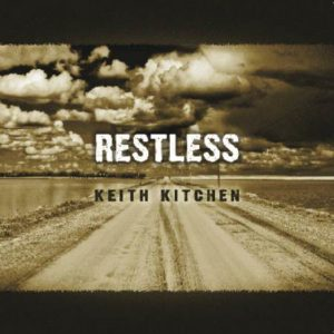 Keith Kitchen - Restless - cover