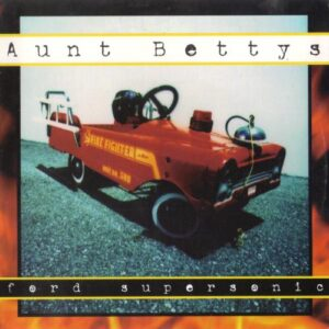 Aunt Bettys - Ford Supersonic - Cover 1