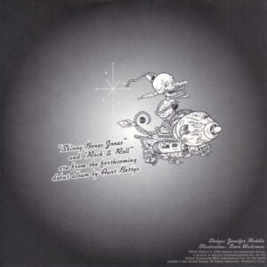 Aunt Bettys - Skinny Bones Jones - Cover 2