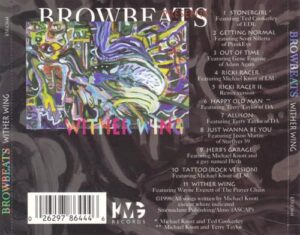 Browbeats - Wither Wing - Tray