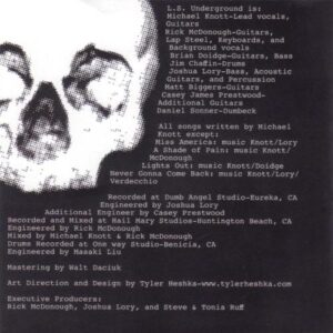 L.S.Underground - PTSD cover 3