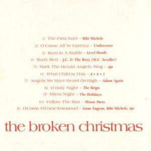 Broken Christmas - Cover 2