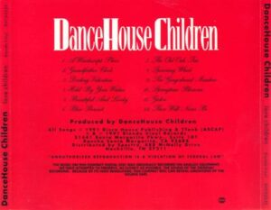 Dance House Children - Songs & Stories - Tray