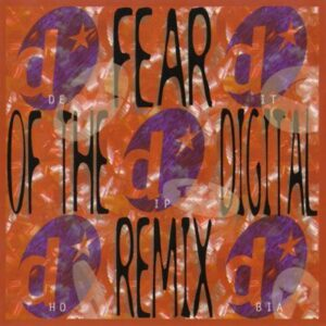 Deitiphobia - Fear of the Digital Remix - Cover 1