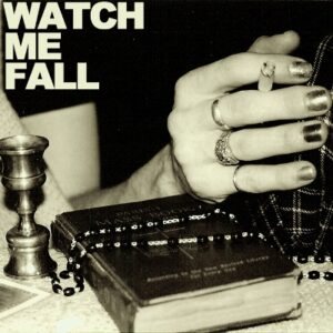 Kevin Clay - Watch Me Fall - 2011 Re-issue Cover