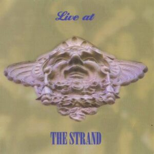 Live at the Strand - cover 1