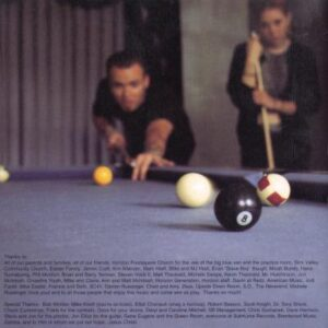 Ruby Joe - Sinking the Eight Ball - cover 3