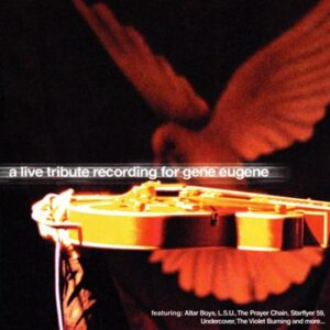 A Live Tribute Recording for Gene Eugene - cover 1