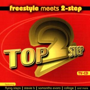 Freestyle Meets 2-Step - cover 1