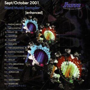 HM Magazine Sampler Sept/Oct 2001 - cover