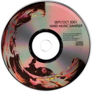 HM Magazine Sampler Sept/Oct 2001 - disc
