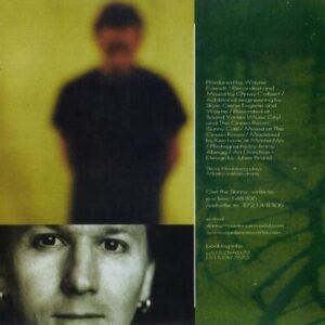 Steve Hindalong - Skinny - Cover 3