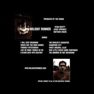 Holiday Runner - Holiday Runner - cover 2
