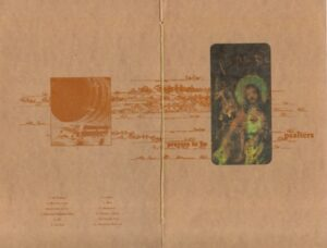 Psalters - Prayers to Be - booklet 1