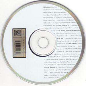 Starflyer 59 - The Fashion Focus - Disc