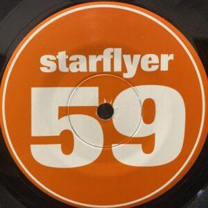 Starflyer 59 - The Fashion Focus - Vinyl Bonus 7-Inch Side B