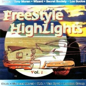 Freestyle Highlights Volume 1 cover