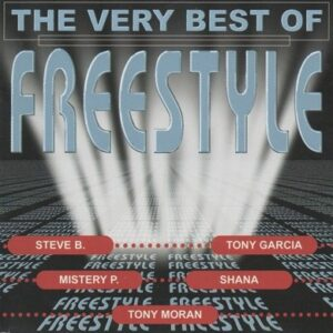 The Very Best of Freestyle - cover