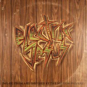 Electric Jesus Soundtrack cover