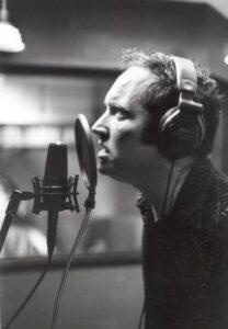 Michael Knott Singing in Black & White 1